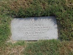 David D Denum