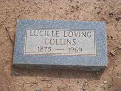 Lucille <I>Loving</I> Collins