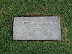 Worthington Faulkner, Jr