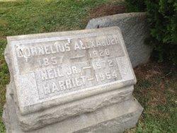 "Cornelius ""Neil"" Alexander, Jr"