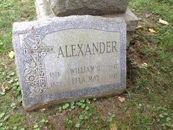 Ella May <I>Neal</I> Alexander