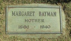 Margaret <I>Flaherty</I> Bayman