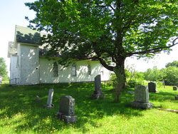 Baptist Church Graveyard