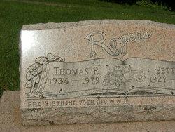"Thomas P. ""June"" Rogers"
