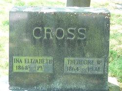 Ina Elizabeth Cross