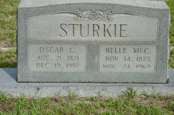Rosa Belle <I>McClendon</I> Sturkie