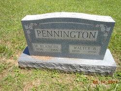 M. Blanche Pennington