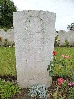 Lance Corporal William Harland Balcom