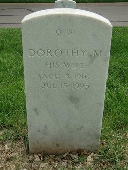 Dorothy M Albrecht