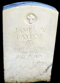 James W Baylor