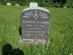 Clarence A Adams