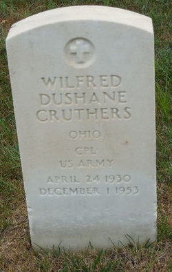 Wilfred D Cruthers