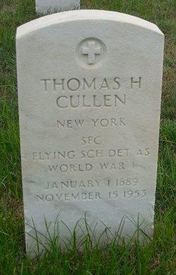 Thomas H Cullen