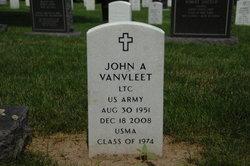 LTC John Anton VanVleet