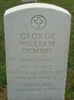 George William Dennis