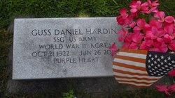 Guss D Hardin