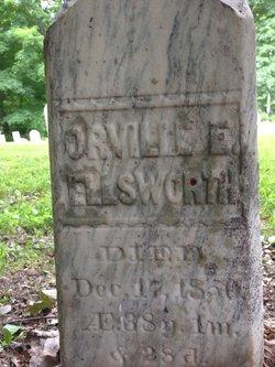 Orville Enoch Ellsworth