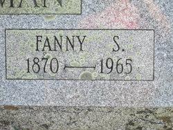 Fanny S <I>Berge</I> Bingman