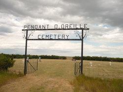 Pendant d'Oreille Cemetery