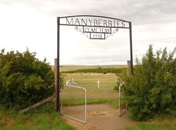 Manyberries Cemetery