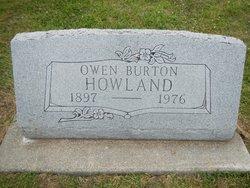 Owen Burton Howland