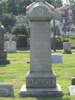 John Nemick, Sr