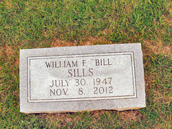 William Francis Sills