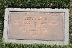 Betty Jean Sims