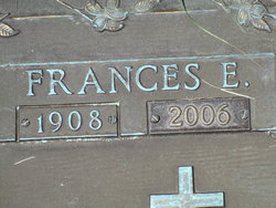 Frances Genevieve <I>Elmore</I> Clift