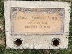 Edward Ambrose Foster