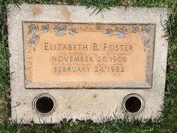 Elizabeth Grace <I>Bodak</I> Foster