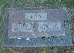 Mary Molina <I>Laird</I> Ray