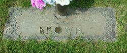 Carlton W Brown