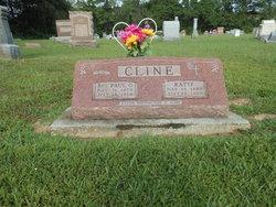 "Margaret Katherine ""Katie"" <I>Laird</I> Cline"