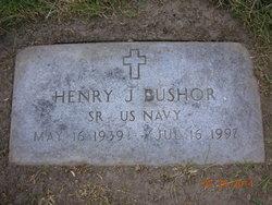 Henry Joseph Bushor