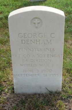 George C Denham