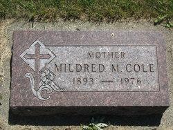 Mildred M. Cole