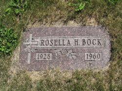 Rosella H. Bock
