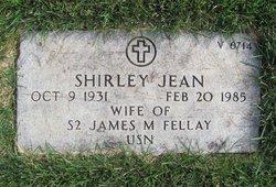 Shirley Jean Fellay
