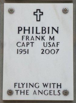 CPT Frank Michael Philbin