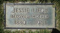 Jessie Isabell <I>Melvin</I> Fox