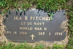 Ira B Pitcher
