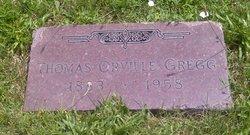 Thomas Orville Gregg
