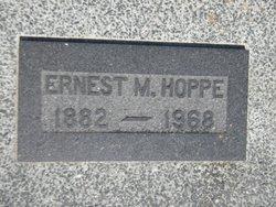 Ernest Martin Hoppe