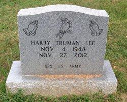 Harry Truman Lee