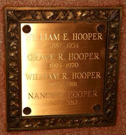 "William Robinson ""Bill"" Hooper"