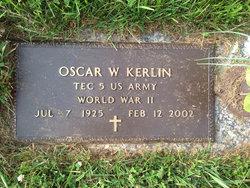 Oscar Wayne Kerlin
