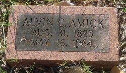 Alvin C Amick
