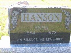 Anna Hanson