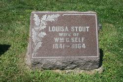 Louisa <I>Stout</I> Self